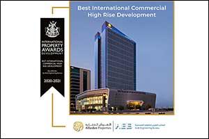 Burj Alfardan Wins �Best International Commercial High-Rise Development'