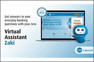 Paving the Way to Conversational Banking QIB, The First Bank in Qatar, to Launch Ai Virtual Assistan ...