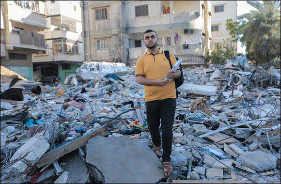 Education Above All Foundation amplifies the Voices of Students from Gaza