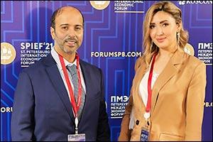 Snoonu Joins Qatari Delegation at Saint-Petersburg Economic Forum