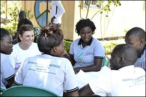 Education Above All (EAA) Foundation and the Whitaker Peace & Development Initiative (WPDI) Extend P ...