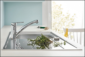 My First GROHE: Keep it Simple with GROHE Baulines for the Kitchen