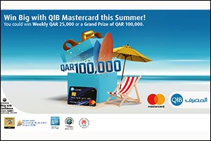 QIB and Mastercard Announce Cards Summer Campaign
