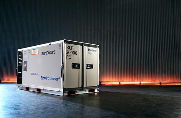 Qatar Airways Cargo Offers its Customers Envirotainer's Innovative Releye® RLP Container for Pharma Transport