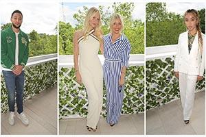 Wimbledon 5th July - Ralph Lauren Dressing Credits
