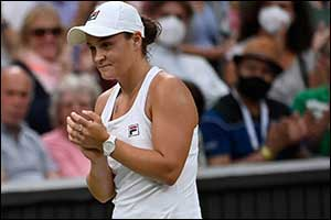 Ash Barty conquers Wimbledon!
