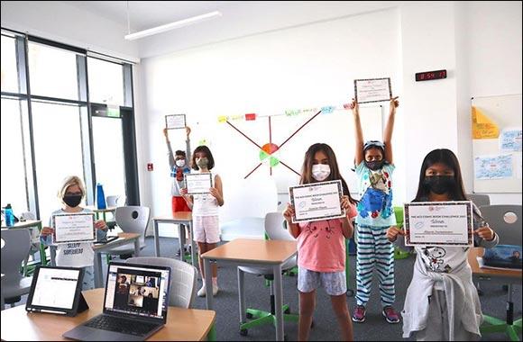 ACS Doha Students Celebrate Qatar In Alif-Sponsored 'Comic Book Challenge'