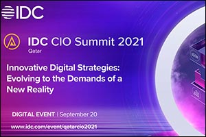 IDC to Provide Expert Guidance on Building a Digital-Resilient Future Enterprise at Virtual CIO Summ ...