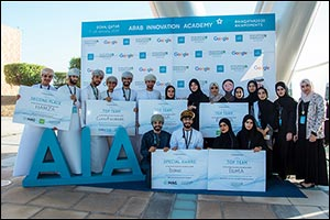 QF's Arab Innovation Academy Graduates Share Their Inspiring Entrepreneurial Journey