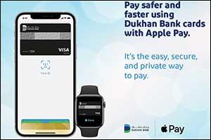 Dukhan Bank Brings Apple Pay to Customers