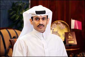 Qatar's Minister of State for Energy Affairs to speak at Gastech 2021 Alongside Other Global Energy  ...