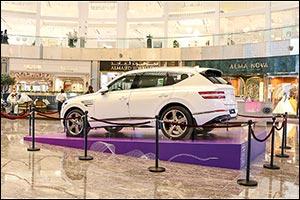 Festival City Celebrates Shop Qatar 2021 with an Exciting Raffle Draw