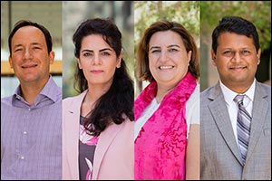 Carnegie Mellon Qatar Welcomes New Faculty
